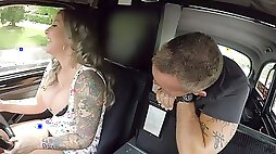 Tight mature gets dick in her ass to last her the whole day