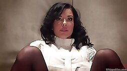 MILF Squirts for Hours Veronica Avluv double fisted anally fucked!