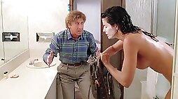 Nude celebs shower scenes