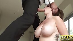 Dominated mother like to pound rump screwed