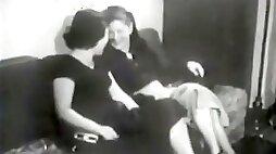 Incredible amateur vintage straight xxx video