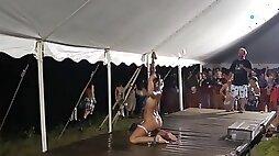 Strip contest at elkhart summerfest 2011