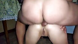 Couldnt wait Hot sex with very horny friends wife