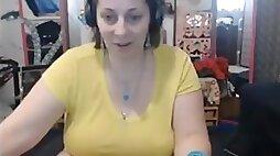 Mature scarlotta webcam show