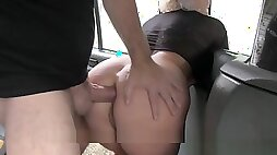 Fake Taxi Blonde Milf Gets Anal Sex