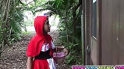 This Red Riding Hood Is Not That Smart