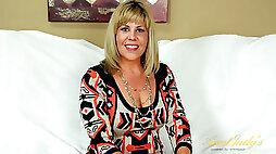 Kayla Larson in Interview Movie AuntJudys