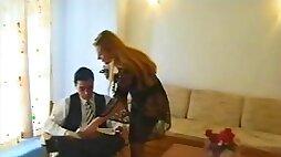 Raunchy dreams of a Portuguese woman. PT Episode